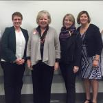 2015 Discussion with Mary Yates, Alumni Fellow Award Recipient