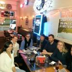 2014 Social Hour at Clodfelter's