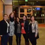 2015 WIP Officers at the OSU Women Leaders Panel