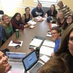 First Meeting of the Fall 2015 Term